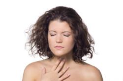 Ком в горле - симптом фарингита