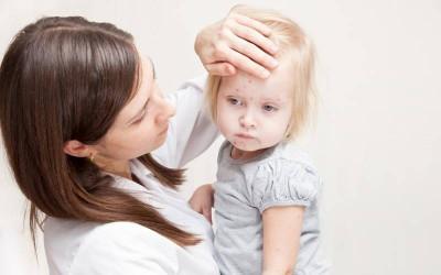 инфекционная болезнь у девочки