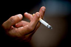 Курение - одна из причин геморроя