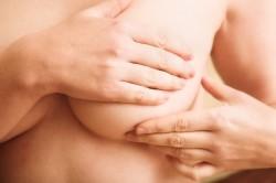 Увеличение молочных желез при климаксе
