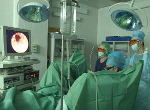 Лазерная вапоризация аденомы простаты