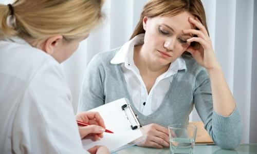 Лечение у врача гинеколога