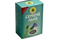 Семена льна для очистки кишечника