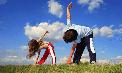 Польза ЛФК для ребенка с нарушением осанки