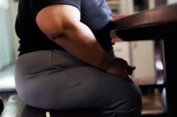 Малоподвижный образ жизни как причина возникновения трещины