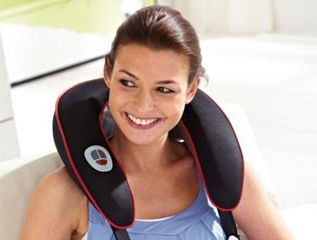 массажер для шеи при остеохондрозе