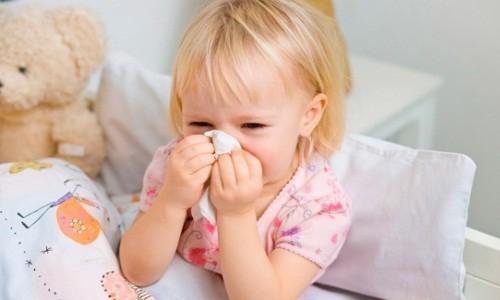 Проблема герпетической ангины у детей