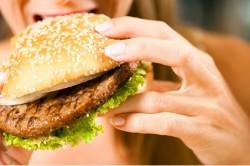 Неправильное питание - причина болей в животе