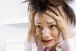 Стресс - причина кандидоза