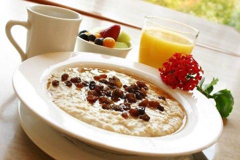 Отличный завтрак!
