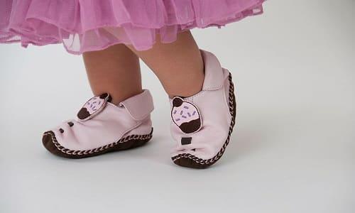 Ортопедические стельки для детской обуви