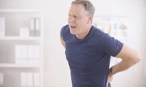 Боль в пояснично-крестцовом отделе позвоночника