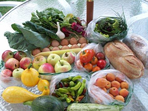 Здоровая пища очень важна!