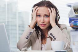 Повышение риска возникновения язвы при стрессах