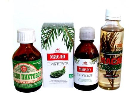 применение пихтового масла при остеохондрозе