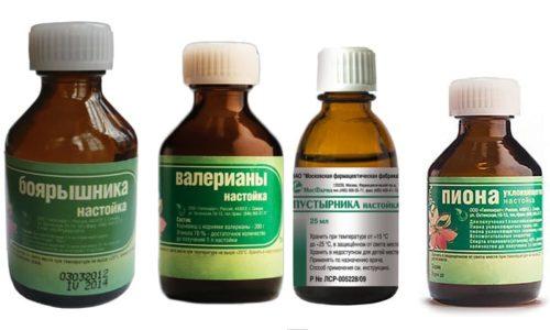 Пустырник, валериана, боярышник, пион - это лекарственные растения, которые обладают мощным успокоительным действием