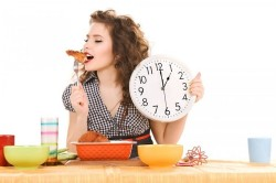 Польза правильного питания при потливости