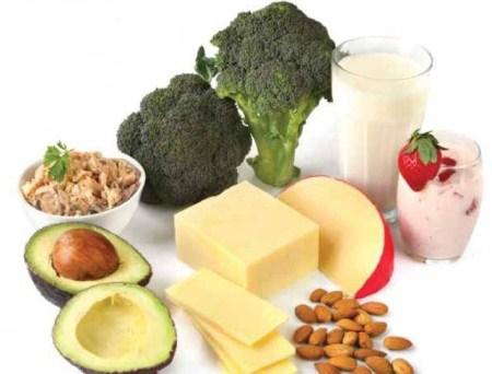 продукты питания при остеопорозе