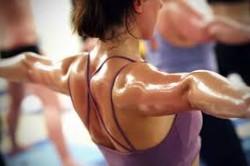 Обострение физиологического гипергидроза при физических нагрузках