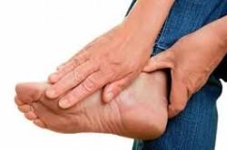 Мазь в борьбе с потливостью ног