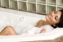 Принятие горячей ванны при парапроктите