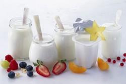 Кисломолочные продукты, полезные при очищении кишечника