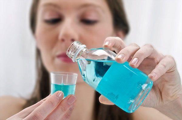 противомикробные ополаскиватели полости рта