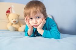 Проблема анальной трещины у ребенка