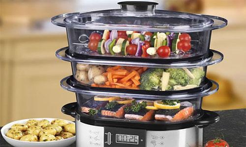 Следует выбирать рецепты блюд, которые предусматривают варку на пару или тушение, так как в них содержится меньше жира