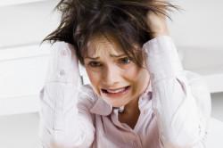Стресс - причина озноба и потливости