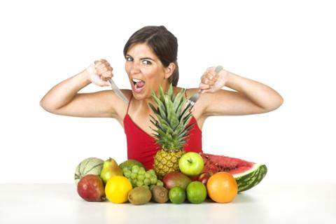 Ешьте фрукты!