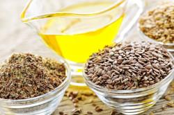 Семена льна для лечения запора