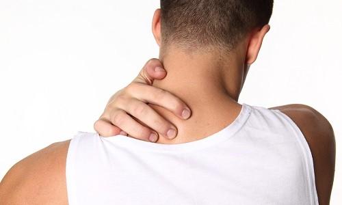 Проблема шейной мигрени у человека