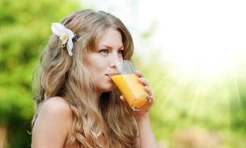 Некоторые соки способны оказывать на воспаленную поджелудочную железу негативное влияние