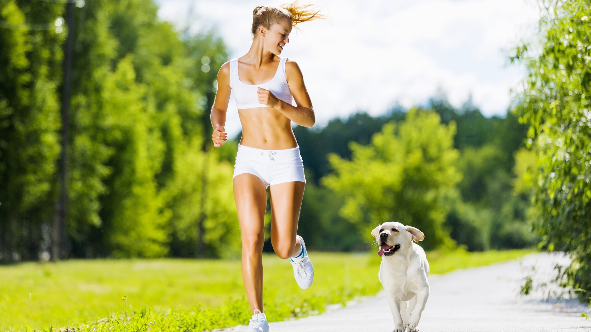 Спорт в помощь диете