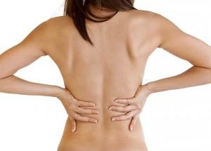 инфекция на спине