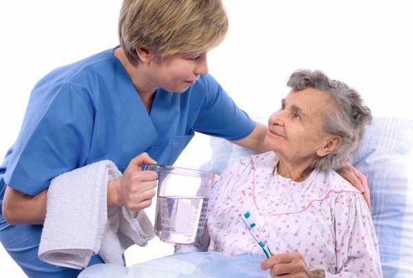 кандидозный стоматит у пожилых