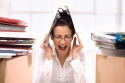 Стресс - причина низкой фертильности