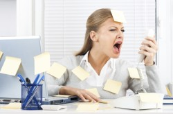 Стресс - причина потливости