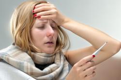 Пневмония как осложнение после кори