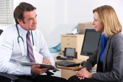 Консультация с врачом перед началом лечения в домашних условиях