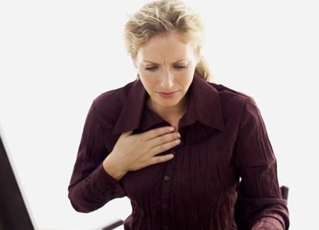 Ком в грудине посередине: ощущение тяжести и боль в пищеводе