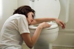 Рвотные позывы - симптом фарингита