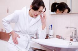 Повышенная выработка ХГЧ при раннем токсикозе