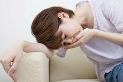 Тошнота - симптом гастрита