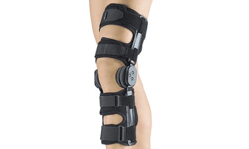 Польза тутора для коленного сустава