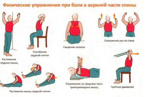 Какие физические упражнения полезны при межпозвоночной грыже