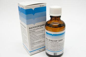 лечение валокордином