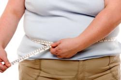 Избыточный вес - причина потливости