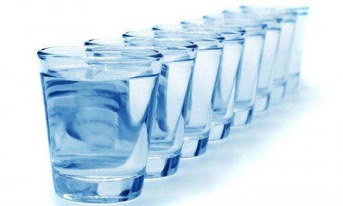 В день можно выпивать 1,5 л воды